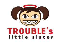 Trouble's Little Sister comic book, anime, and toy store located in Old Town Kissimmee, FL.