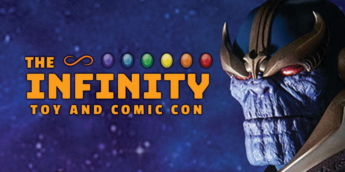 Infinity Convention August 2019 - Infinity Toy and Comic