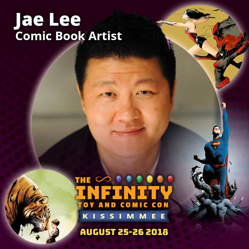 Jae Lee : : Comic Book Artist