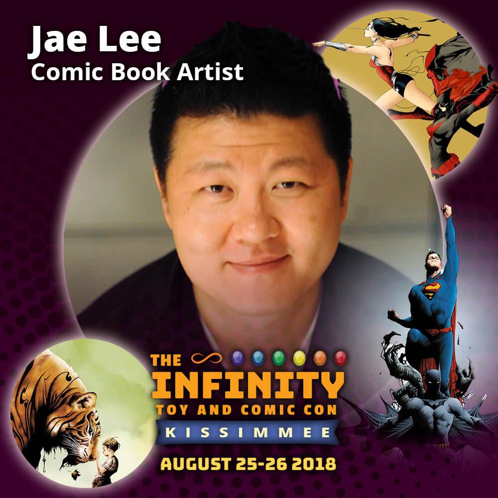Jae Lee : : Comic Book Artist