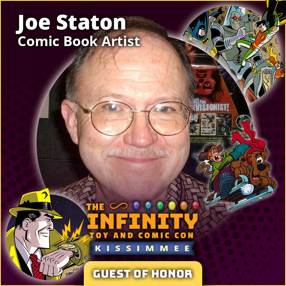 Joe Staton : Comic Book Artist