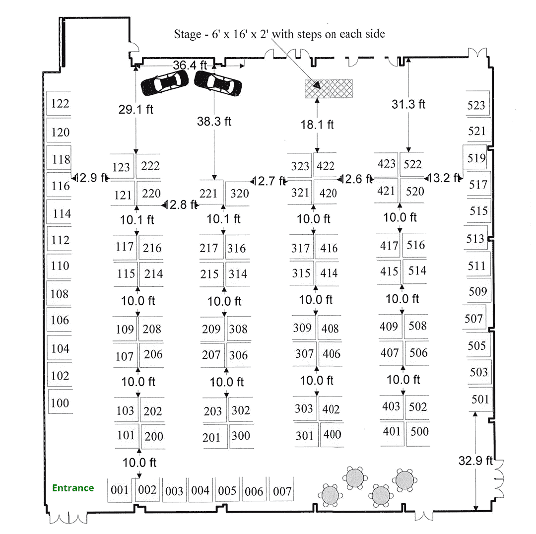 OHP Floorplan