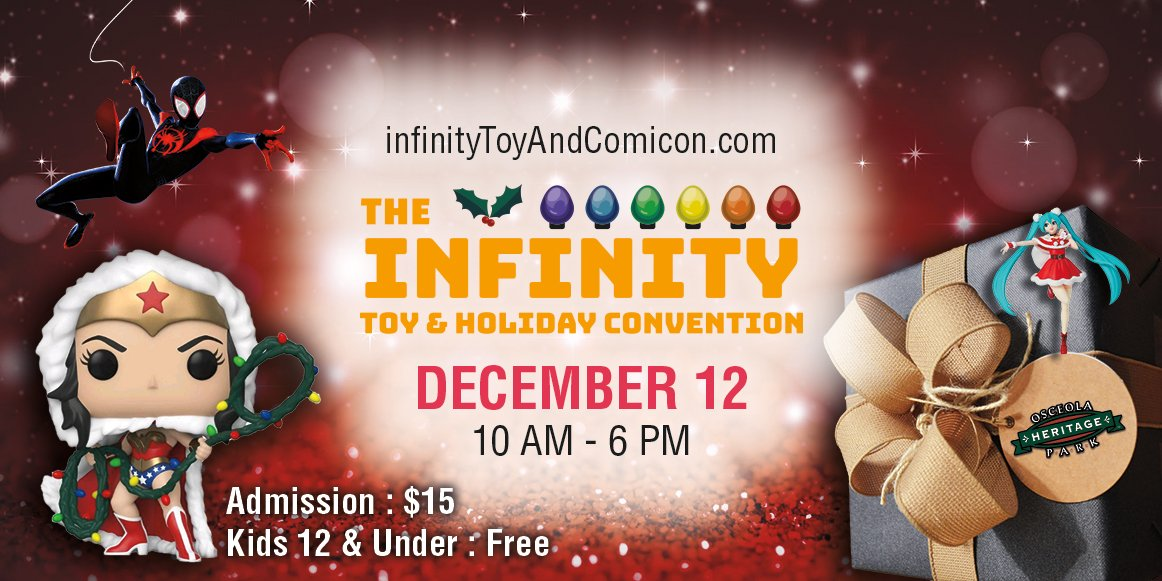 Infinity Toy and Holiday Convention