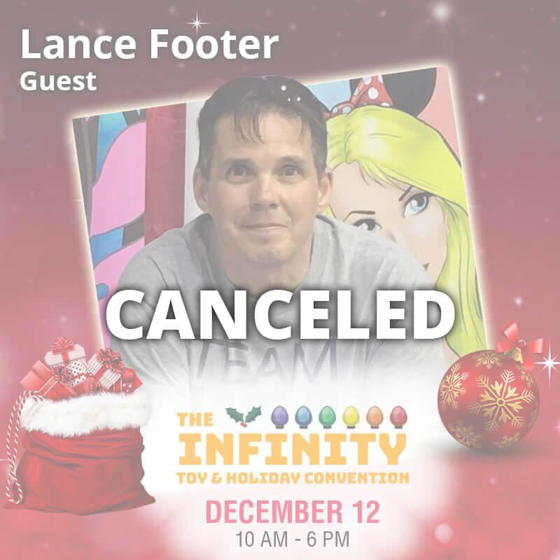 Lance Footer Artist